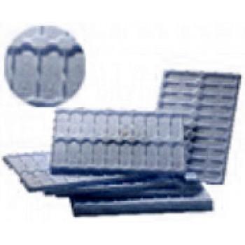 Bandeja Para Leitura e Transporte de Lâminas - Capacidade para 20 lâminas