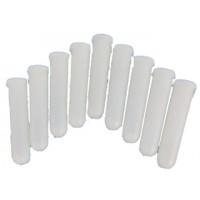 Caçapas em Plástico com Fundo Redondo Tubos Para Para Centrífugas