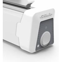 Seladora  Extra - Para Selar embalagens utilizadas nos ciclos de esterilização realizados em autoclaves a vapor.